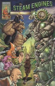 Steam Engines of Oz #3 FN; Arcana | save on shipping - details inside