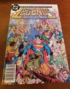 Legends 2 1986 DC VF/NM