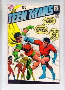 Teen Titans, The #28 (Aug-72) VF/NM High-Grade Kid Flash, Robin, Wonder Girl,...