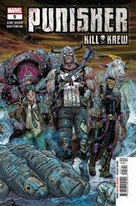 Punisher Kill Krew #5 (Marvel, 2020) NM