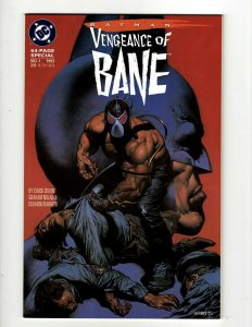 Batman Vengeance Of Bane # 1 NM 1st Print DC Comic Book 1st Appearance Key SB5