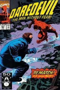 Daredevil (1964 series) #291, Fine+ (Stock photo)
