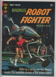 Magnus Robot Fighter #16 (Nov-66) NM- High-Grade Magnus Robot Fighter