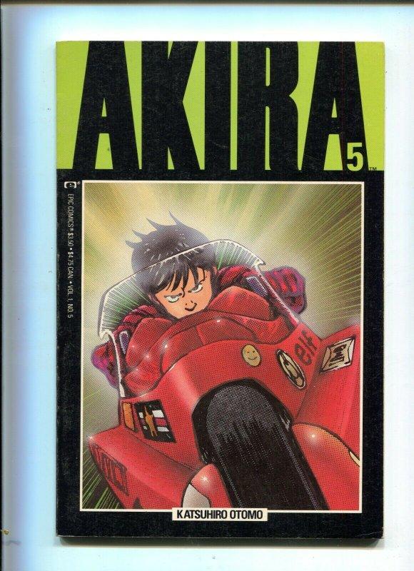 AKIRA 5 VF