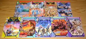 Warhawks Comics Module #1-9 VF/NM complete series ROY THOMAS 2 3 4 5 6 7 8 TSR