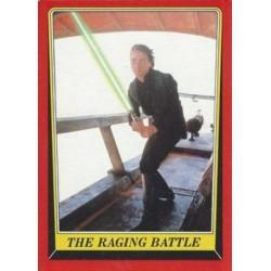 1983 Topps RETURN OF THE JEDI - THE RAGING BATTLE #51