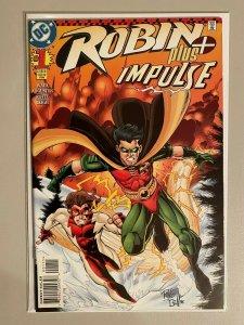 Robin Plus #1 NM (1996)