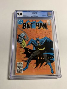 Batman 369 Cgc 9.8 Dc Comics White Pages