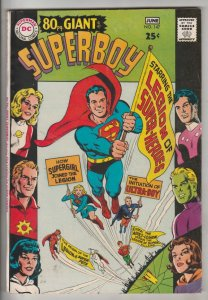 Superboy #147 (Jun-68) VF High-Grade Superboy