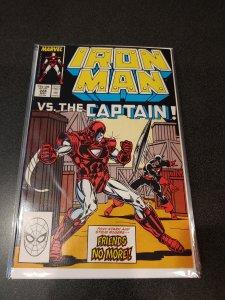 Iron Man #228 (1988)