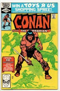 Conan The Barbarian #115 (Marvel, 1980) FN/VF