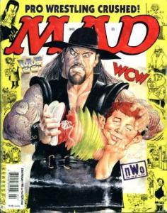 Mad (1952 series) #366, NM + (Stock photo)
