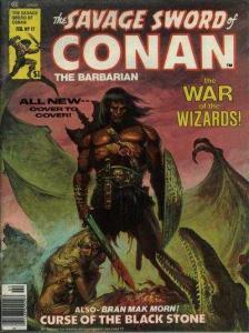 Savage Sword of Conan (1974 series) #17, VF+ (Stock photo)