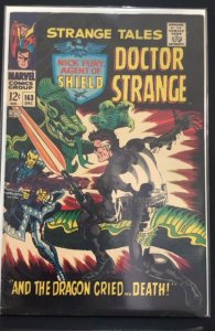 Strange Tales #163 (1967)