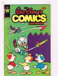 Walt Disney's Comics & Stories # 485 VG/FN Whitman Variant Gold Key Comic 80 JH1
