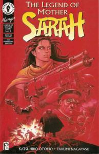Legend of Mother Sarah #5 VF/NM; Dark Horse | save on shipping - details inside