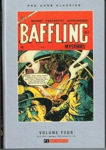 Baffling Mysteries  Volume Four  (Golden Age reprints)