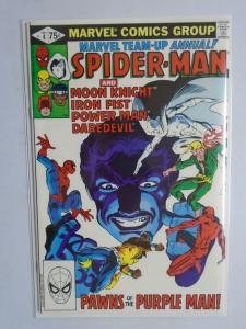 Marvel Spider-Man Ann # 4 DIR 9.0 (1981)