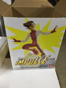 Dc Direct Impulse Statue Mint Young Justice Todd Nauck
