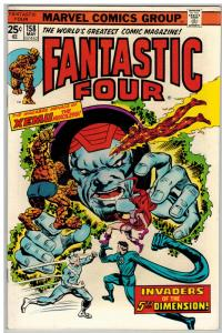 FANTASTIC FOUR 158 F-VF May 1975