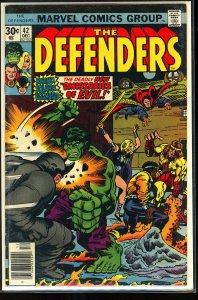 The Defenders #42 (1976)