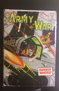 Our Army at War #66 (1958)