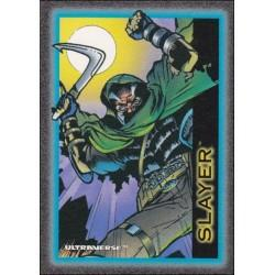 1993 Skybox Ultraverse: Series 1 SLAYER #32