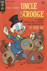 Uncle Scrooge #88, Good+ (Stock photo)
