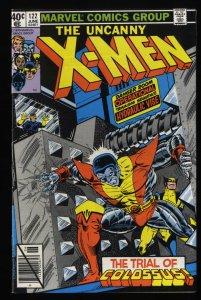X-Men #122 FN+ 6.5 Marvel Comics