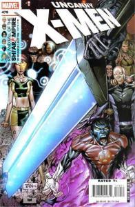 Uncanny X-Men (1981 series) #479, NM (Stock photo)