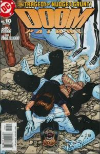 DC DOOM PATROL (2004 Series) #10 VF/NM