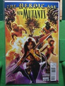New Mutants #15 2009 series