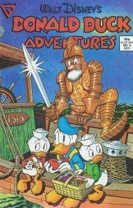 Donald Duck Adventures (Gladstone) #9 VG; Gladstone | low grade comic - save on