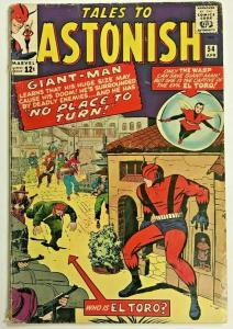 TALES TO ASTONISH#54 VG 1964 MARVEL SILVER AGE COMICS