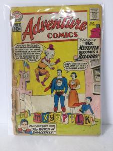 Adventure Comics 286 1.8 Gd- Good- DC Comics SA