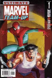Ultimate Marvel Team-Up #1 VF/NM; Marvel | save on shipping - details inside