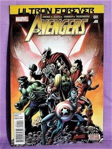 Al Ewing AVENGERS ULTRON FOREVER #001 Alan Davis Immortal Hulk (Marvel, 2015)!