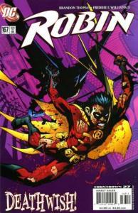 Robin (1993 series) #167, NM (Stock photo)
