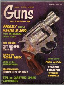 Guns 2/1970-Guns Of Tom Mix-pix-info-Guns & The Law-VG