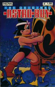 Original Astro Boy, The #2 FN; Now | save on shipping - details inside