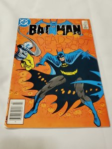 Batman 369 VF- Cover art by Ed Hannigan