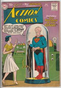 Action Comics #256 (Sep-59) VG+ Affordable-Grade Superman