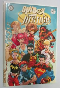 Spyboy Young Justice #1 1st Print 4.0 VG (2005)
