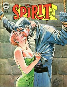 The SPIRIT #17 18 20 23 24, VF FN+ FN- VF+ VF, Kitchen, Will Eisner, 1974, mags
