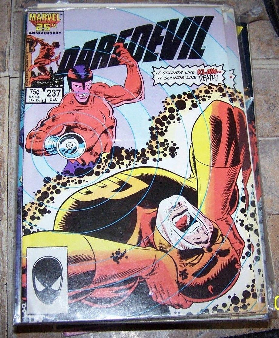 Daredevil #234 ~ NEAR MINT NM ~ 1986 MARVEL COMICS