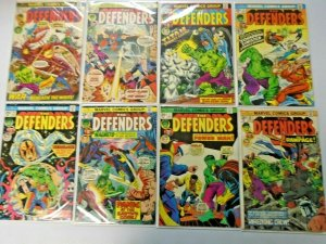 Bronze Age Defenders Comic Lot #7-86 + Annual 66 Diff Range 4.0-6.0 (1973-1980)