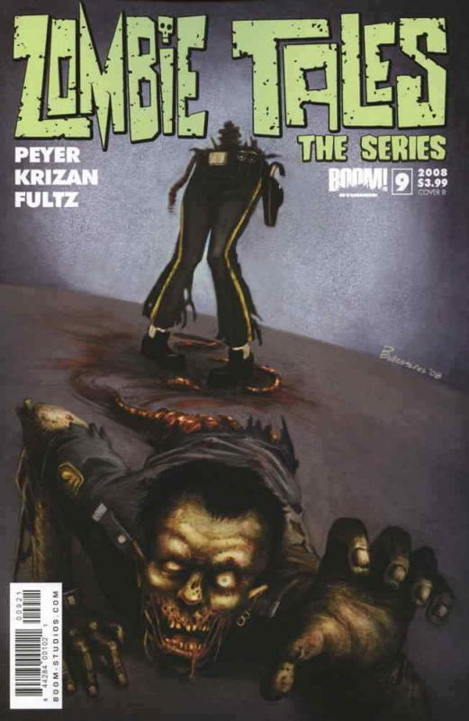 Zombie Tales The Series #9B VF/NM; Boom! | save on shipping - details inside