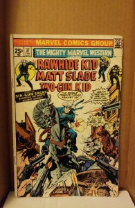 The Mighty Marvel Western #37 (1975)