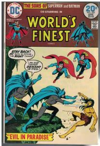 WORLDS FINEST 222 FN April 1974