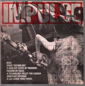 Impulse-Fall 1978-Canadian-Jonathan Richman-Russ McClaren filmstrip-FN